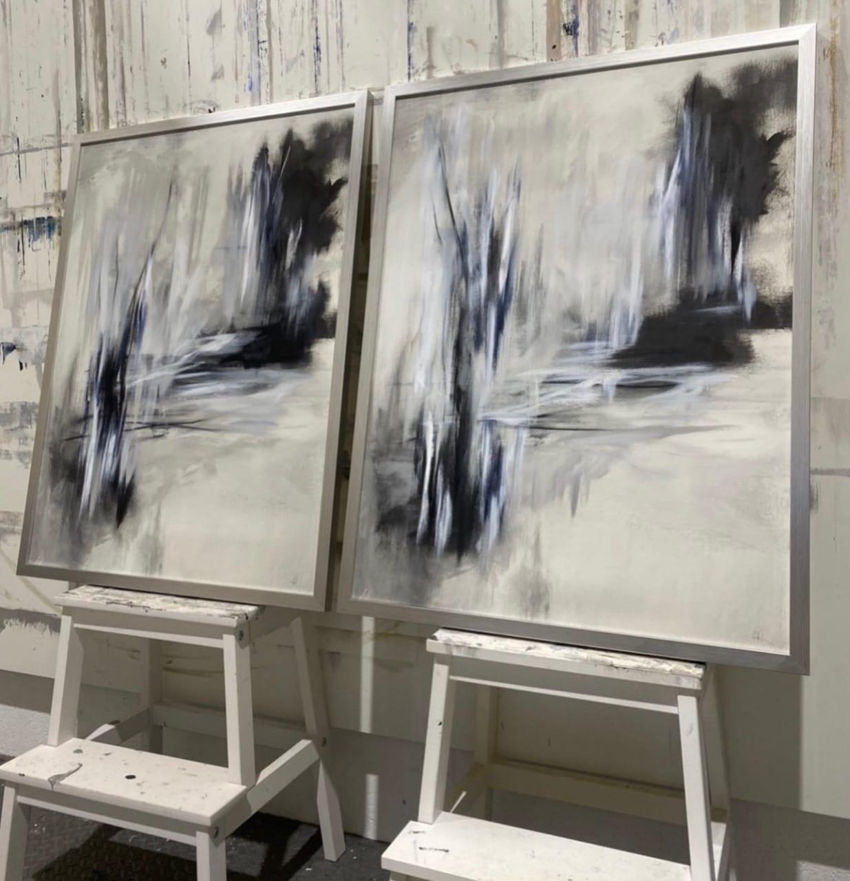 close up of Toni Thornton Art artwork